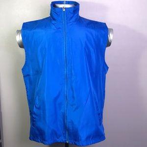 Other - Men's Blue Vest Size XL